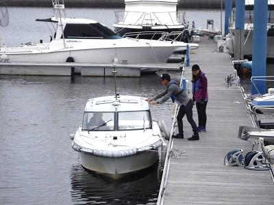 7月の2級船舶免許講習&試験