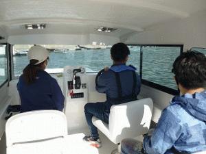 教習艇写真.jpgのサムネイル画像