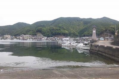 三重県、錦漁港へ行ってきました...