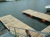 桟橋改修工事が行われました。