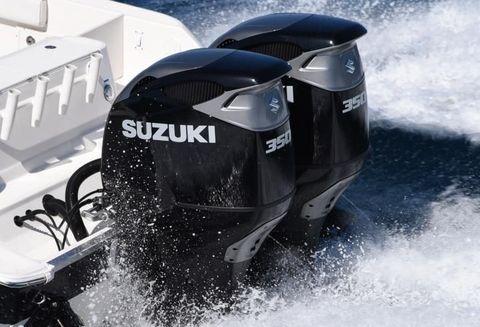 スズキ新型船外機 「DF350A」を発表