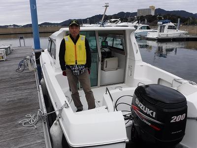 レンタルボート サンキャット26