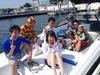 スズキマリーナ浜名湖 レンタルボート ウェイクボード