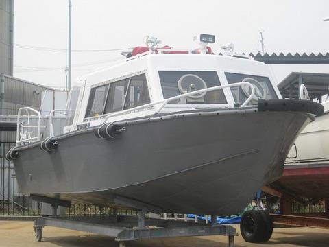 石原造船 交通艇18